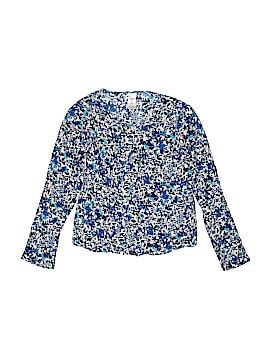 OshKosh B'gosh Long Sleeve Blouse Size 8