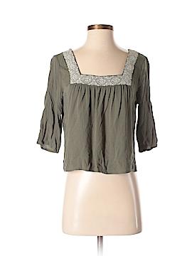 LA Hearts 3/4 Sleeve Blouse Size XS