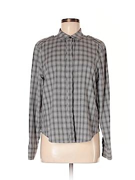 J Brand Long Sleeve Button-Down Shirt Size M