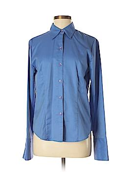 Ann Taylor Long Sleeve Button-Down Shirt Size 6