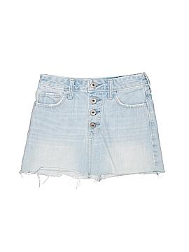 Abercrombie Denim Skirt Size 12