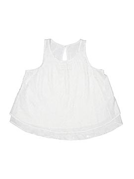 Abercrombie Sleeveless Blouse Size 12