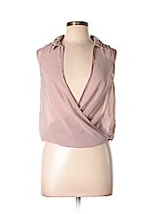 Charlotte Russe Women Sleeveless Blouse Size XS