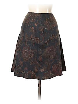 Finity Silk Skirt Size 8