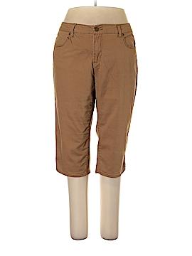 Faded Glory Khakis Size 20 (Plus)