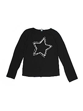 Free Style Long Sleeve T-Shirt Size 12