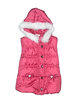 Little Lass Vest Size 6