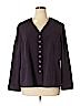 Dana Buchman Women Silk Blazer Size 14