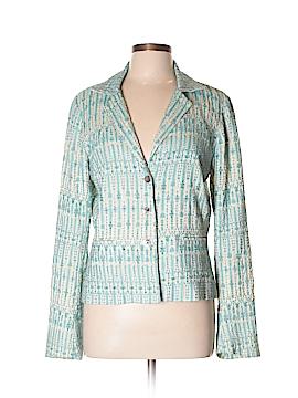 Biya Silk Blazer Size L