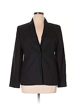 Amanda Smith Wool Blazer Size 14