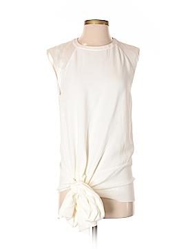 Reed Krakoff Short Sleeve Blouse Size 4