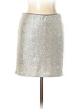 Aqua Formal Skirt Size L