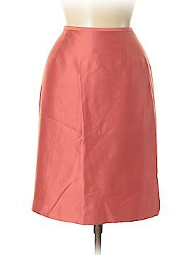 Josephine Chaus Silk Skirt Size 6