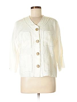 4 Love & Liberty 3/4 Sleeve Button-Down Shirt Size M