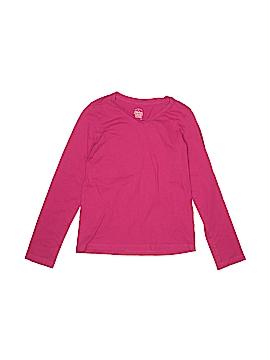 Faded Glory Long Sleeve T-Shirt Size L (Kids)