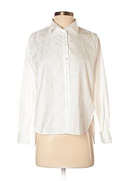 NaraCamicie Long Sleeve Button-Down Shirt Size 2 (0)
