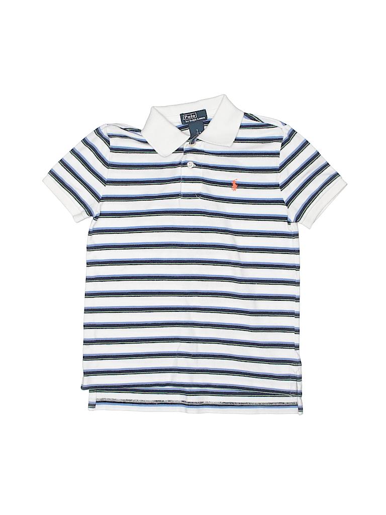 Pin it Ralph Lauren Boys Short Sleeve Polo Size 7