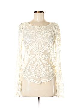 Jolt Long Sleeve Blouse Size XS