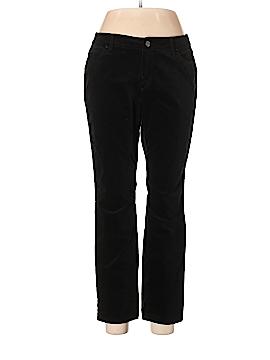 Ann Taylor Velour Pants Size 14 (Petite)