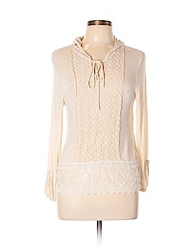 Mauve Long Sleeve Top Size L