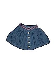 Arizona Jean Company Girls Denim Skirt Size Small  (Tots)