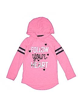 OshKosh B'gosh Pullover Hoodie Size 6 - 6X