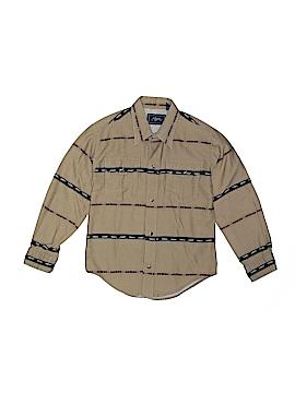 Roper Long Sleeve Button-Down Shirt Size 8