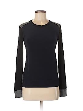 Bailey 44 Long Sleeve Silk Top Size XS