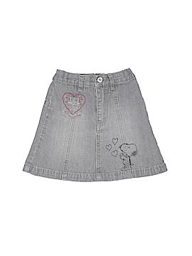 Snoopy Denim Skirt Size 2