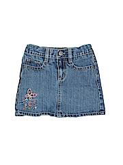 OshKosh B'gosh Girls Denim Skirt Size 5
