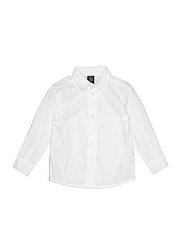 Dockers Long Sleeve Button-Down Shirt Size 2T