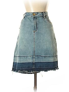 Kut from the Kloth Denim Skirt Size 12