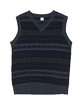 Crewcuts Sweater Vest Size 12