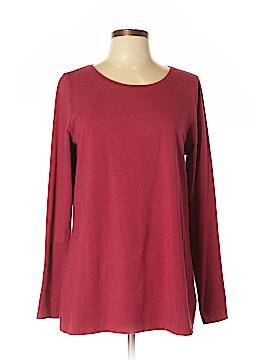 Purejill Long Sleeve T-Shirt Size L