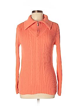 Liz & Co Pullover Sweater Size L