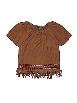 Takara Short Sleeve Blouse Size L (Youth)