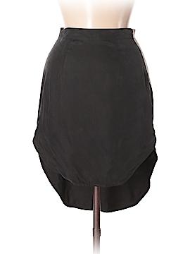 Shakuhachi Silk Skirt Size XS