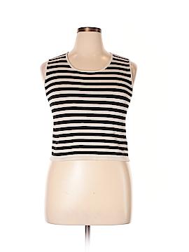 DressBarn Sleeveless Silk Top Size 14 (Petite)