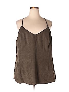 City Chic Sleeveless Blouse Size 24 Plus (XL) (Plus)