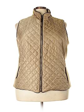 Rafaella Vest Size 3X (Plus)