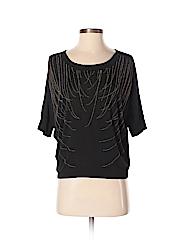 Copper Key Women Short Sleeve Blouse Size S