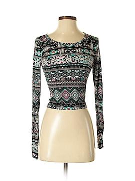 Delia Long Sleeve T-Shirt Size M