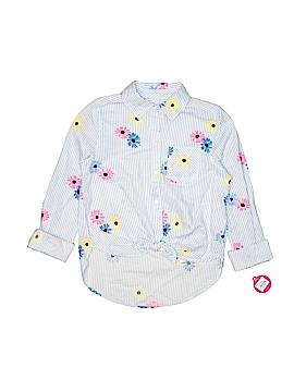 SO Long Sleeve Button-Down Shirt Size 12