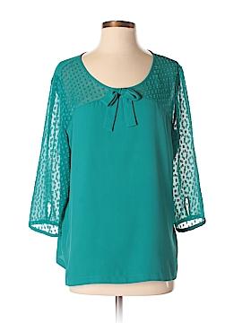 Hinge 3/4 Sleeve Blouse Size 1