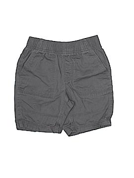 Basic Editions Khaki Shorts Size 8