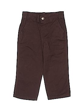 WonderKids Khakis Size 18 mo