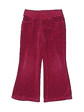 Gymboree Velour Pants Size 4