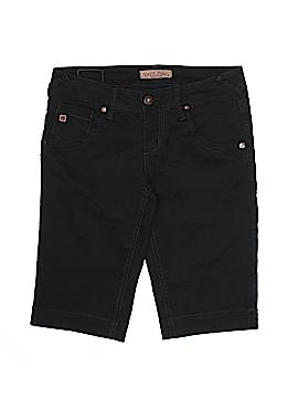 Paris Blues Denim Shorts Size 1