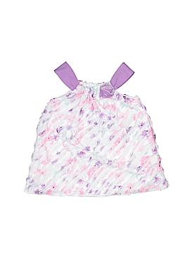 Little Lass Sleeveless Blouse Size 3T