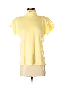 BEDFORD FAIR lifestyles Short Sleeve Turtleneck Size XS